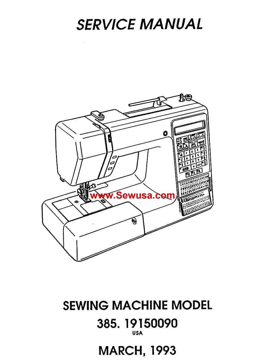 elna sewing machine parts diagram html