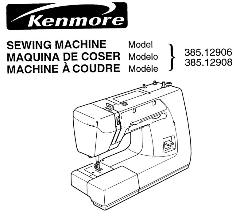 kenmore sewing machine instruction manuals and repair manuals rh kenmoremanuals com Kenmore Sewing Machine Model Numbers Kenmore 158 Sewing Machine Manual